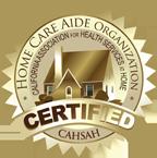 Cahsah certified